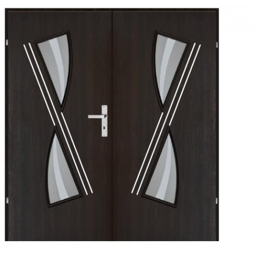Drzwi  Wewnętrzne Dwuskrzydłowe KATALONIA R tel.500 195 952