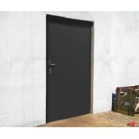 Drzwi zewnętrzne stalowe pełne