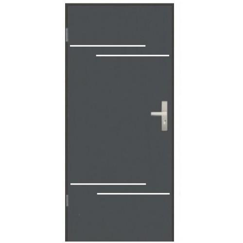 Drzwi Stalowe ZOYA 2 R tel.500 195 952